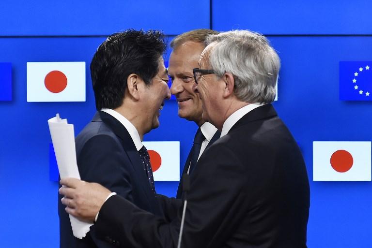 Photo: AFP/John Thys
