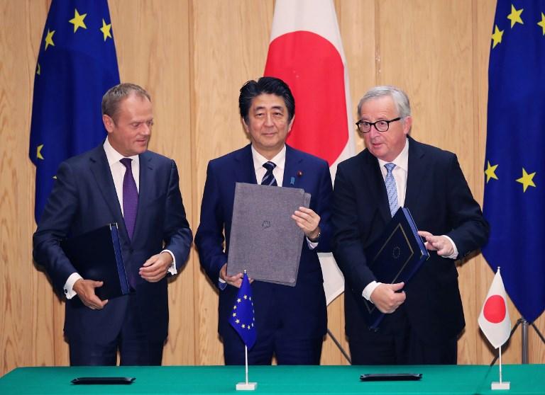 Photo: The Yomiuri Shimbun via AFP