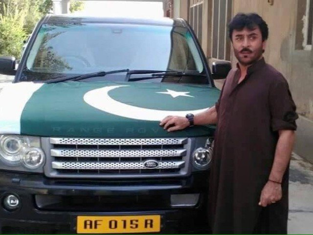Siraj Raisani, a candidate for the Balochistan Swami Party, was killed in a suicide attack on July 13.  Photo: @Nooruddinkakar1/ Twitter