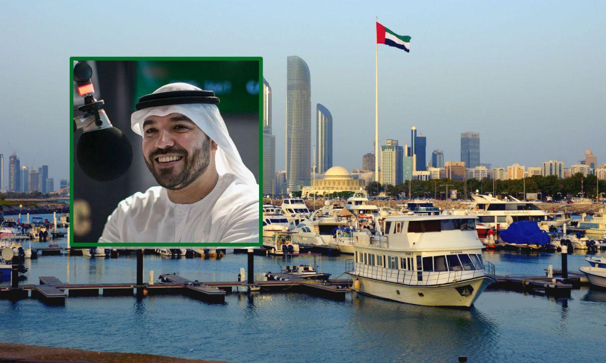 Emirati vlogger Khalid Al Ameri of Abu Dhabi defended Filipino domestic workers against Sondos Al Qattan, a Kuwaiti social media celebrity who is against new laws on hiring of domestic workers. Photos: Wikimedia Commons, Facebook (Khalid Al Ameri)