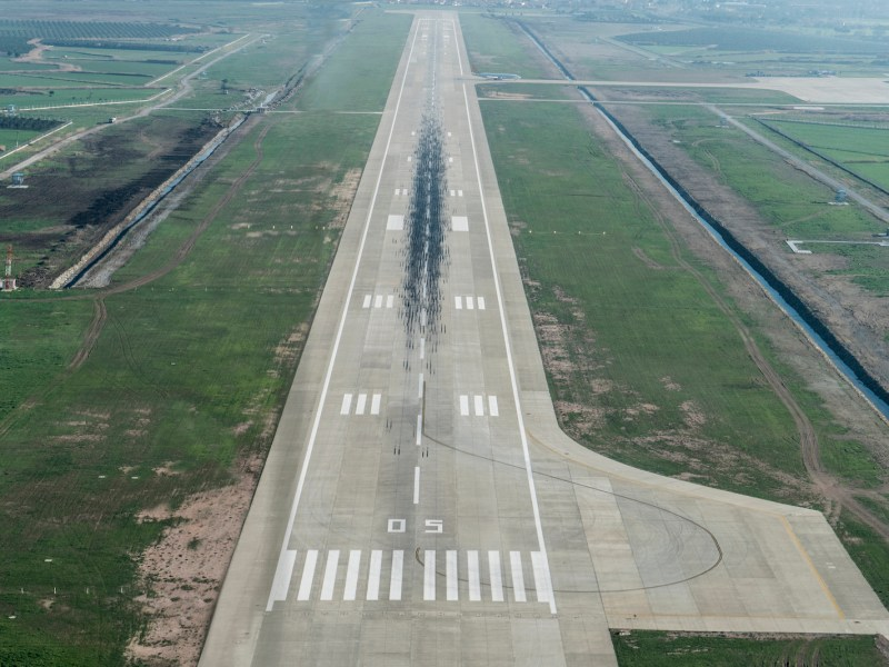 Sections of road that can be used as runways in the event of combat could be a good way to preserve planes and air assets if attacks on airbases appear likely. Photo: iStock