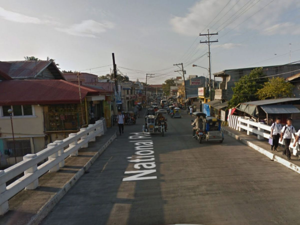 Orion in Bataan, Philippines. Photo: Google Maps