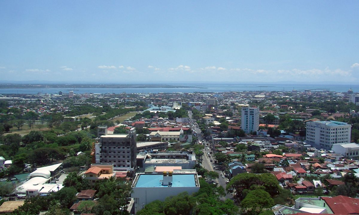 Cebu City in the Philippines where the shootout took place. Photo: Wikimedia Commons