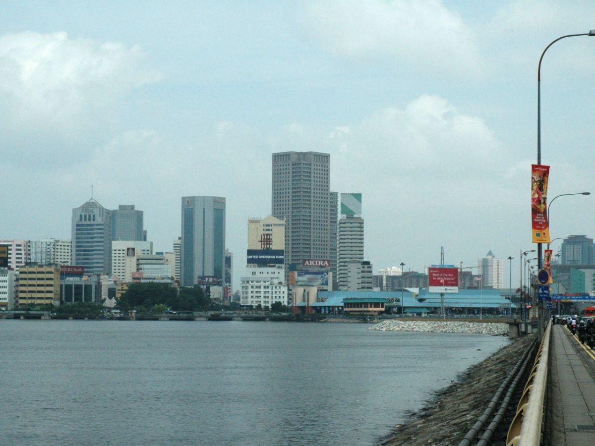 Johor in Malaysia where the illegal immigrants were trying to reach. Photo: Wikimedia Commons