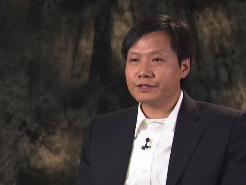 Xiaomi founder and chairman Lei Jun Photo: YouTube