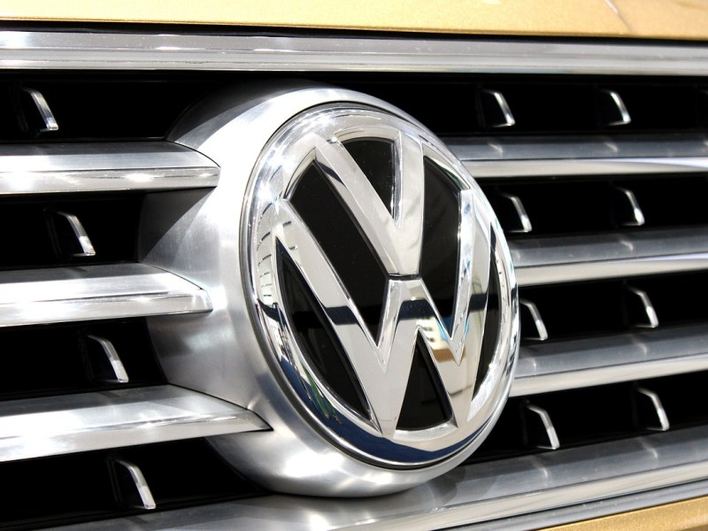 The logo of Volkswagen. Photo: Max Pixel