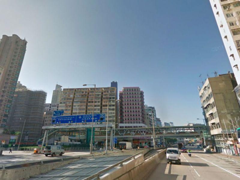 Hung Hom, Kowloon Photo: Google Maps