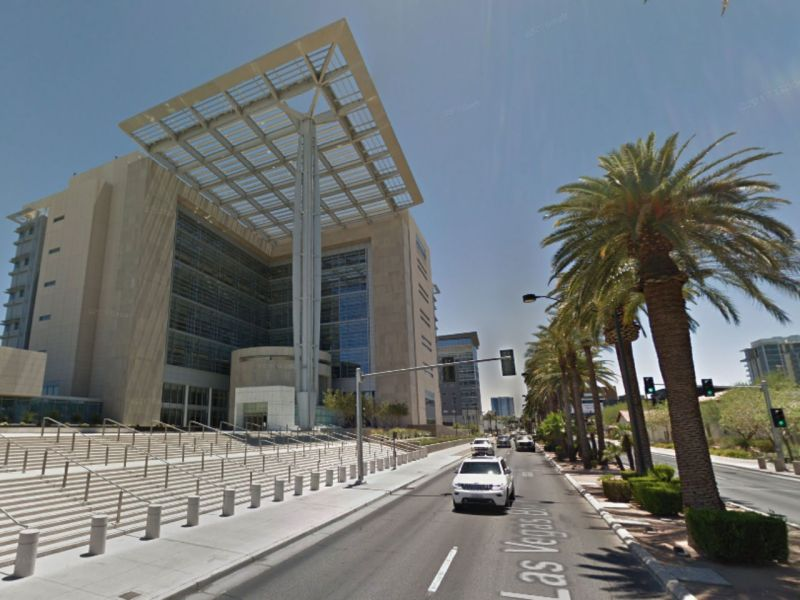 The US District Court, District of Nevada. Photo: Google Maps