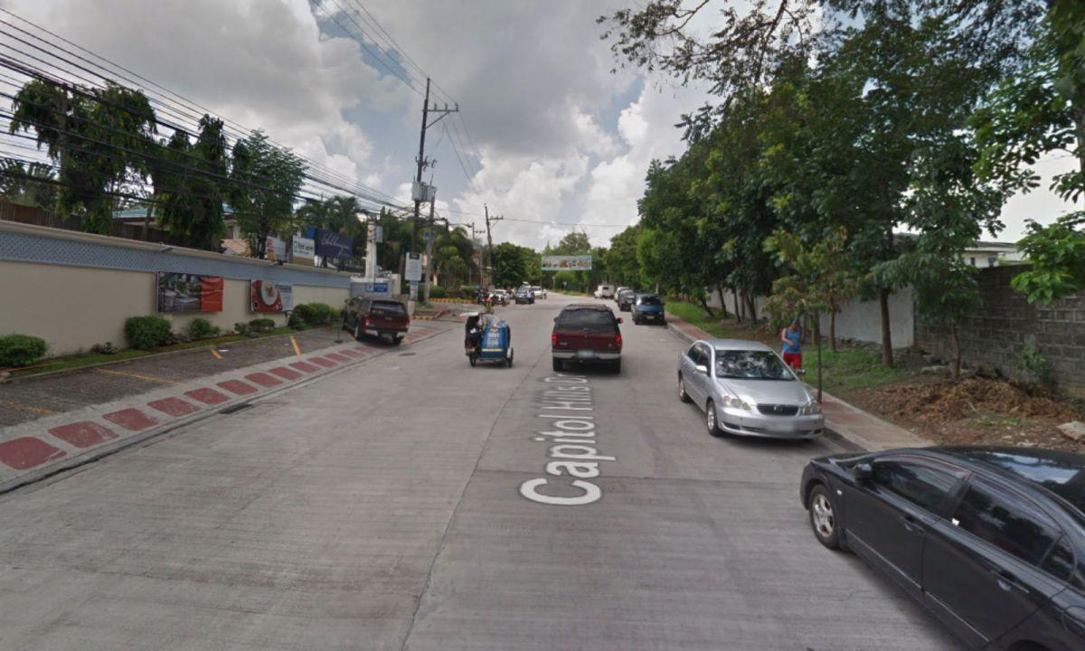 Barangay Old Balara in Quezon City, Philippines. Photo: Google Maps