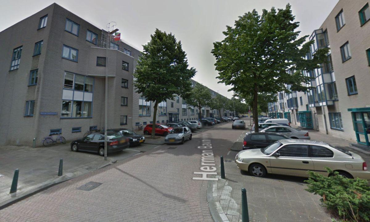 Herman Bavinckstraat in Rotterdam, Netherlands. Photo: Google Maps