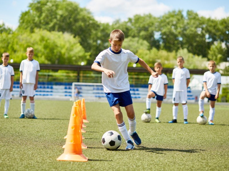 Sports programs can be important for youth development. Photo: iStock