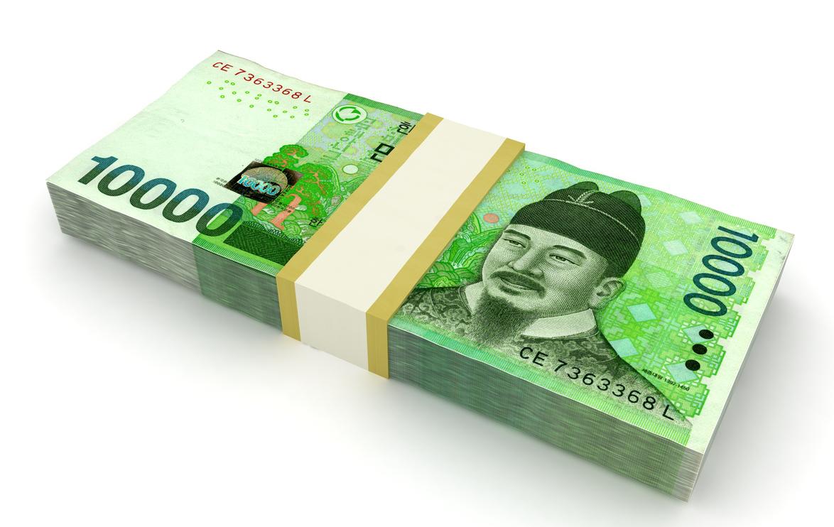 The Bank of Korea has released quarterly economic figures. Photo: iStock