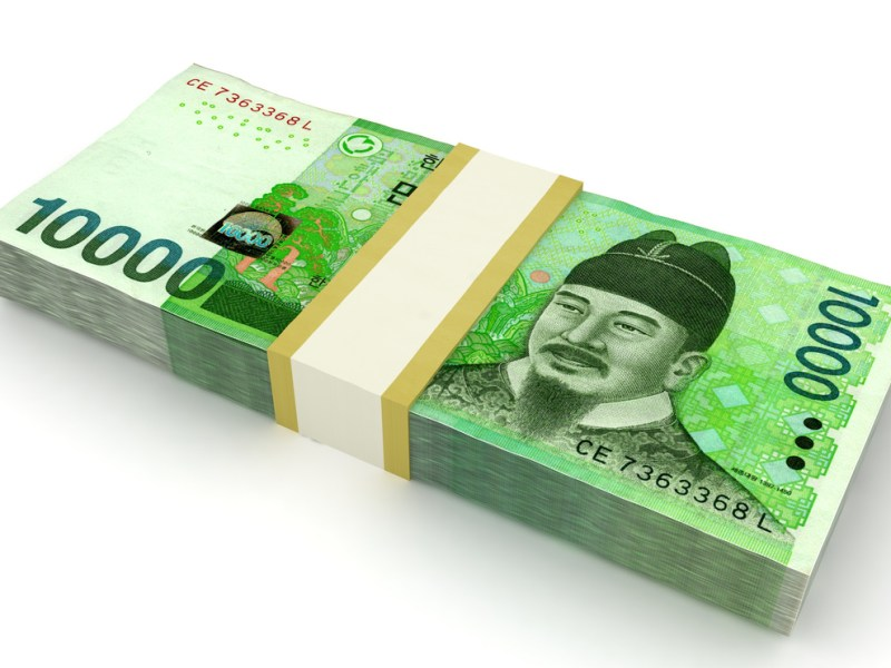The Bank of Korea has released quarterly economic figures. Photo: iStock
