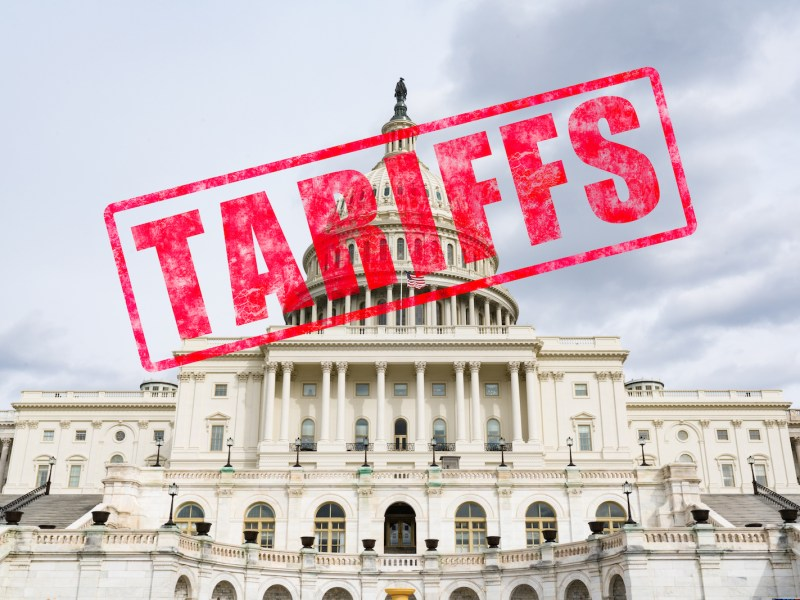 Washington rolls out tariffs against China. Photo: iStock
