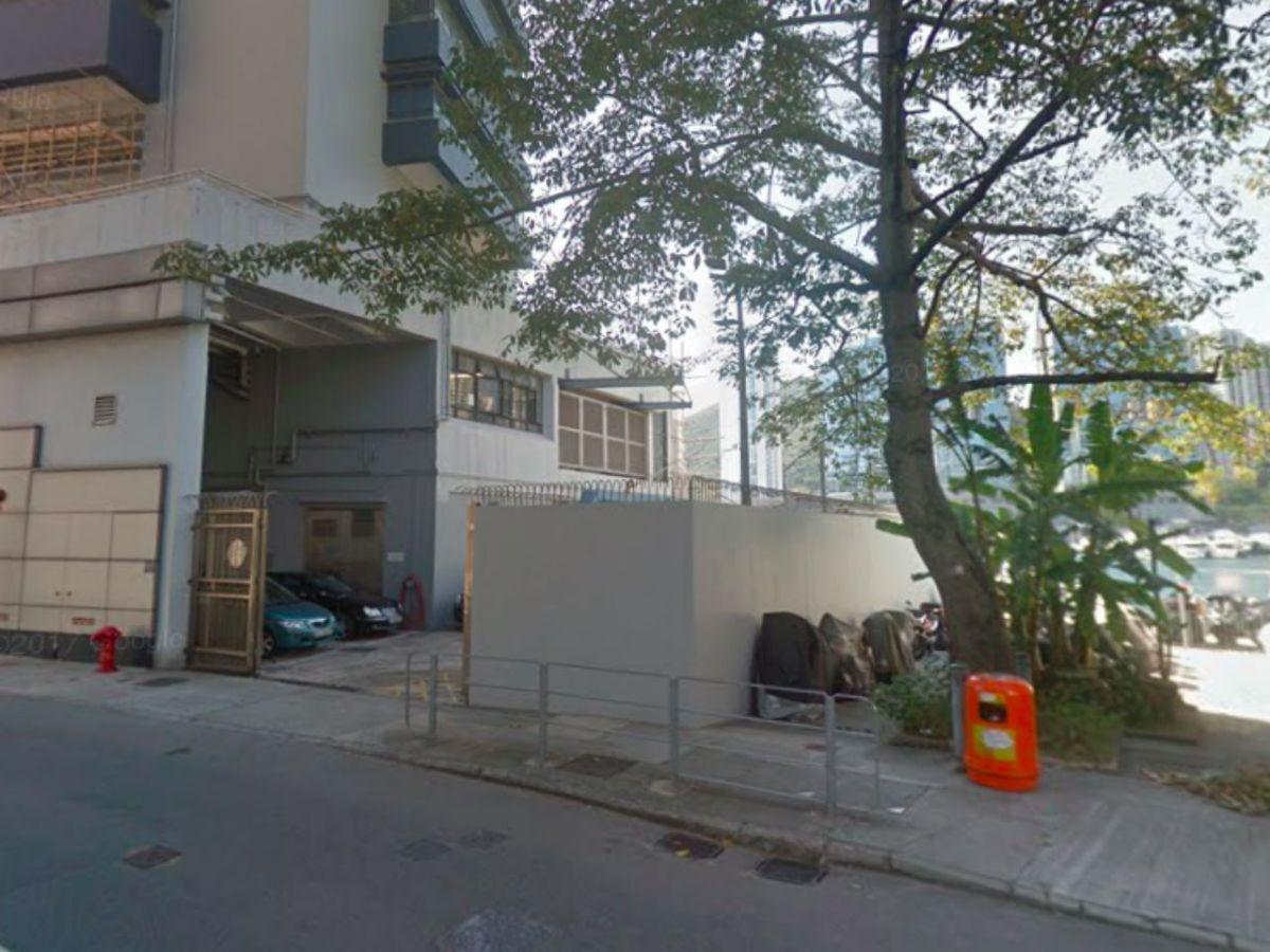 Wong Chuk Hang, Hong Kong Island Photo: Google Maps