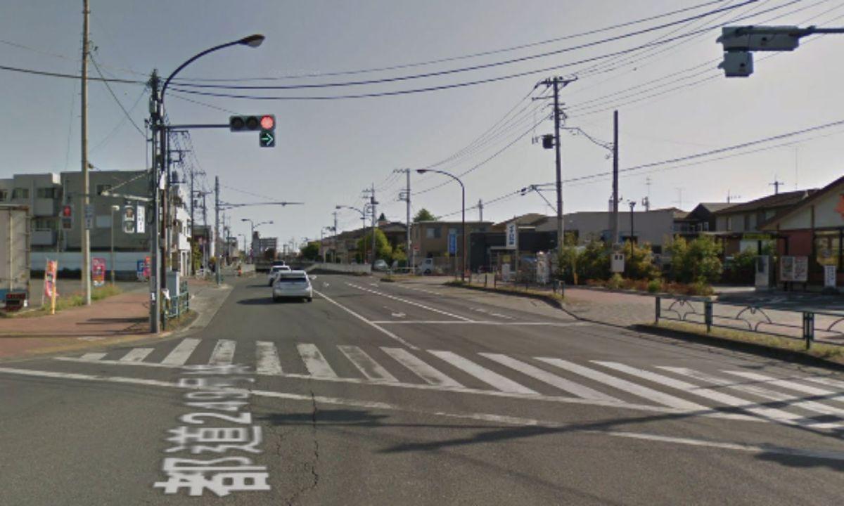 Hamura City in Tokyo, Japan. Photo: Google Maps