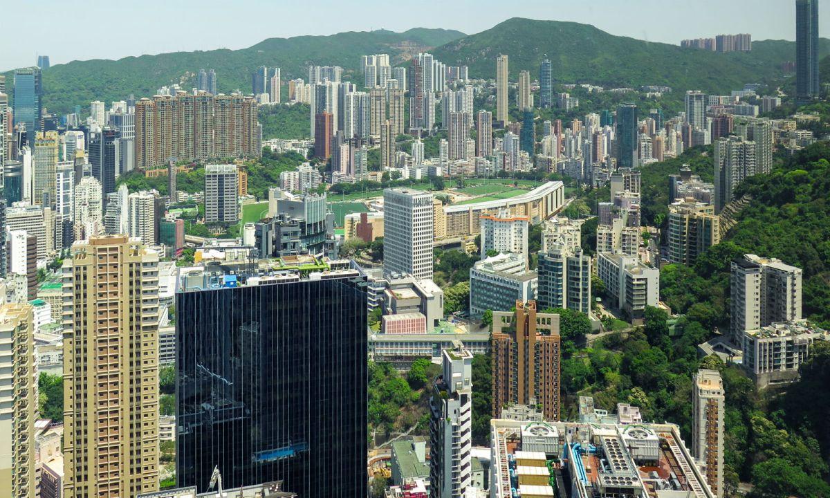 Happy Valley, Hong Kong. Photo: Wikimedia Commons
