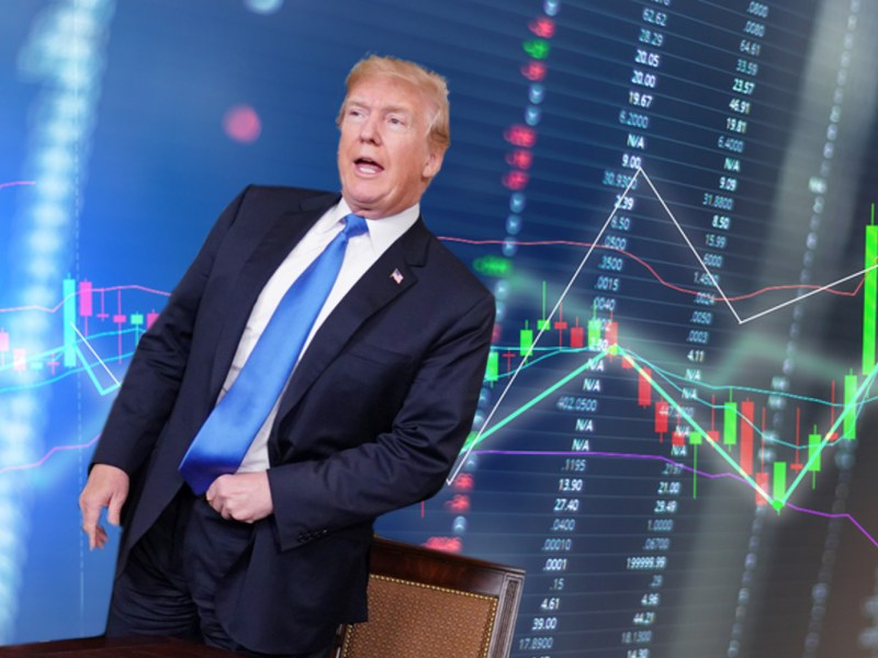Still enjoying the ride. With some turbulence, the US stock market survived the second quarter largely unscathed despite Trump's threats to blow up the global trade order.