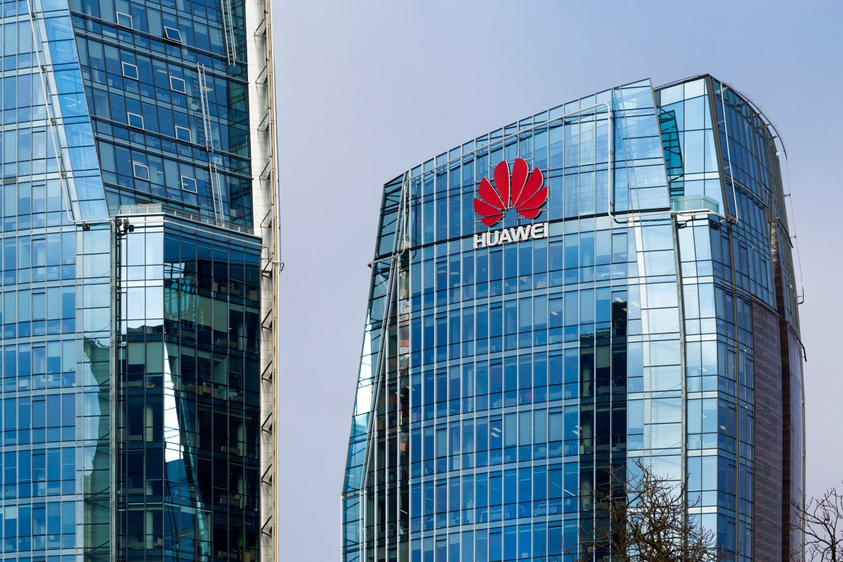 The Telia and Huawei headquarters in Vilnius, Lithuania. Photo: iStock