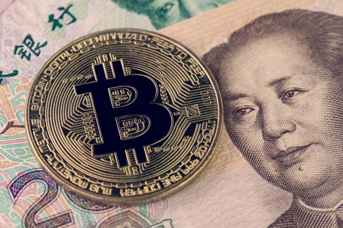 What bitcoin is telling us about crisis-hit China