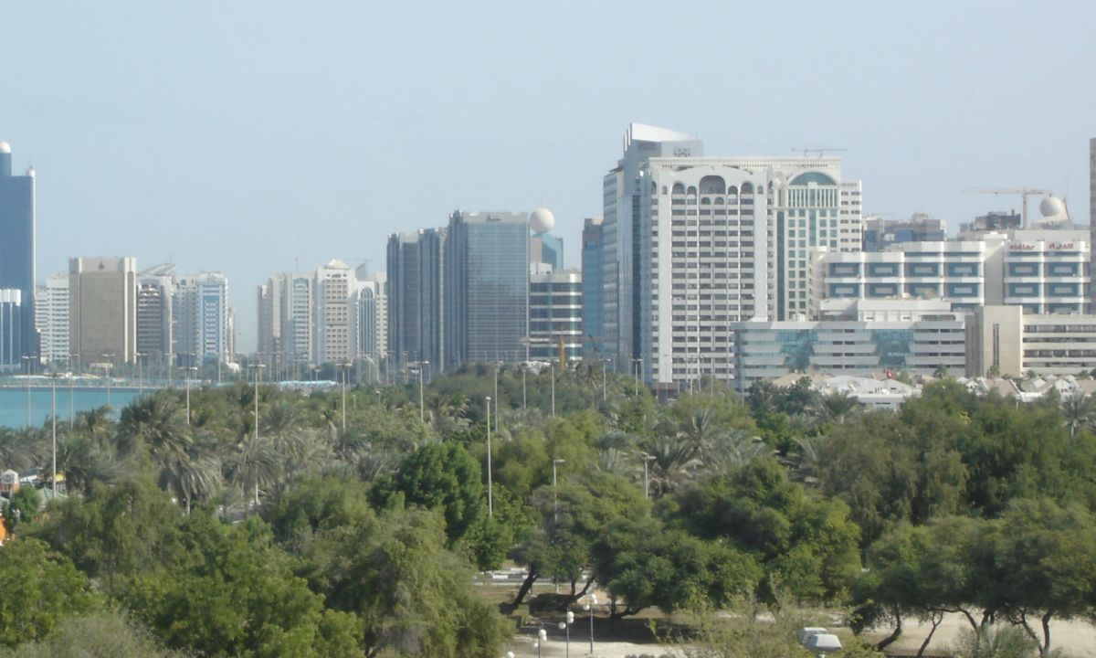 Abu Dhabi, United Arab Emirates. Photo: Wikimedia Commons