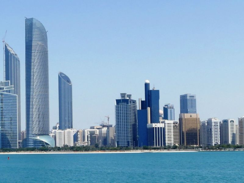 Abu Dhabi. Photo: Wikimedia Commons