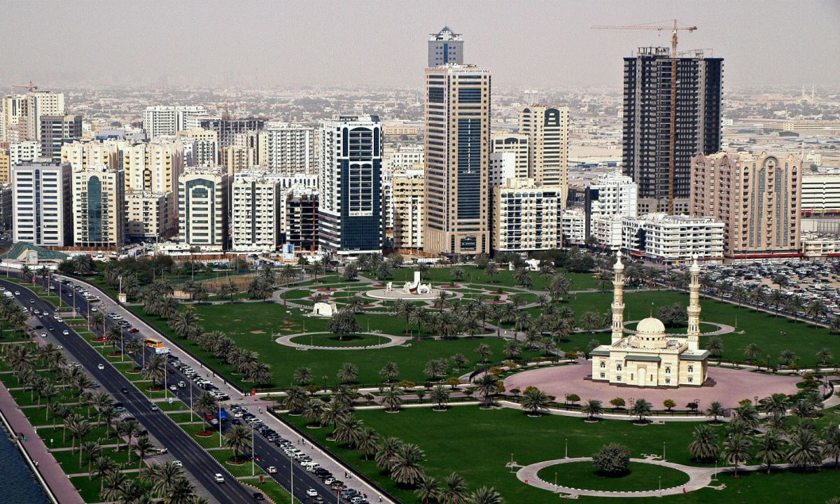 Abu Dhabi in the United Arab Emirates. Photo: Wikimedia Commons