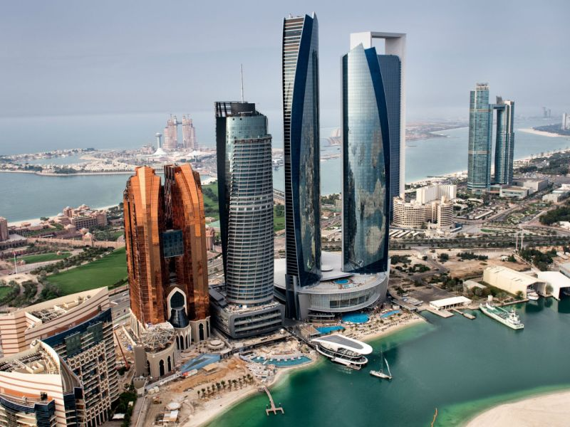 Abu Dhabi, the capital of the United Arab Emirates. Photo: iStock