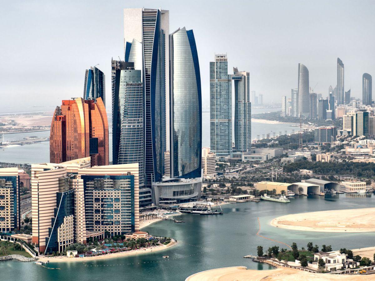 Abu Dhabi, United Arab Emirates. Photo: iStock