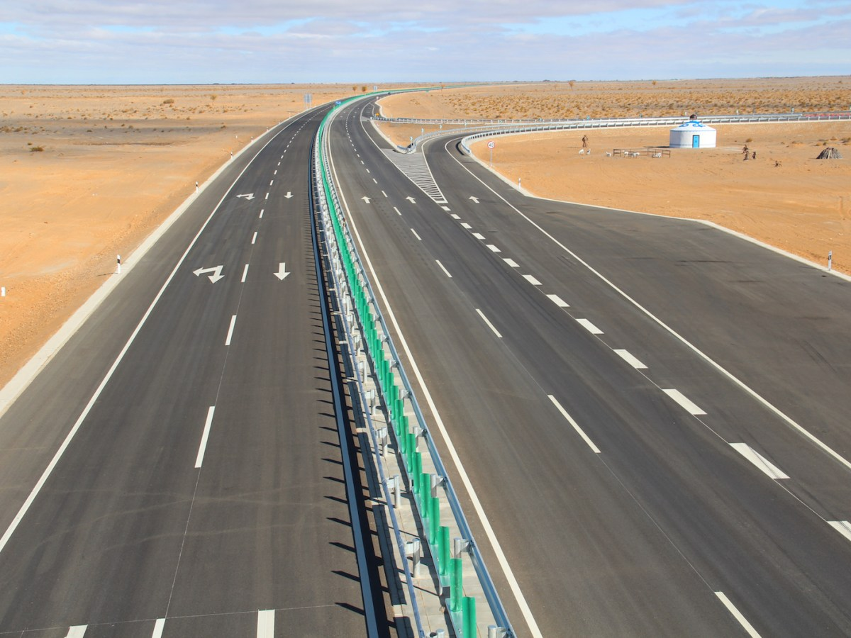 China has launched a massive program of 'New Silk Roads' on land, sea and in the air. Photo: iStock