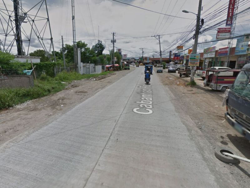Cabantian Road in Buhangin, Davao City, Philippines. Photo: Google Maps