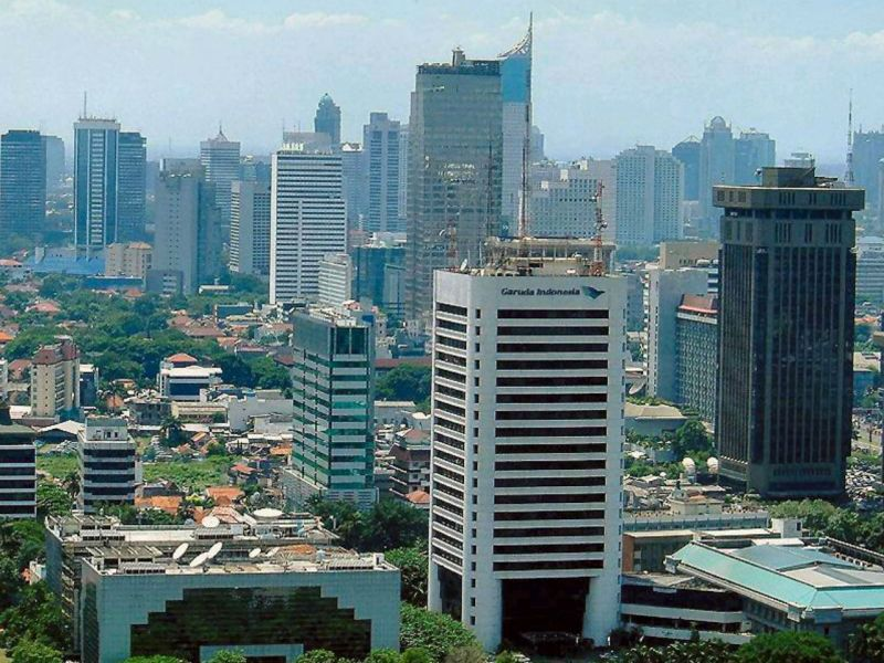 Jakarta, Indonesia. Photo: Wikimedia Commons