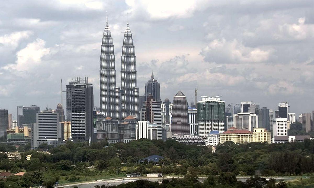 Kuala Lumpur, capital of Malaysia. Photo: Wikimedia Commons, Alex Tan