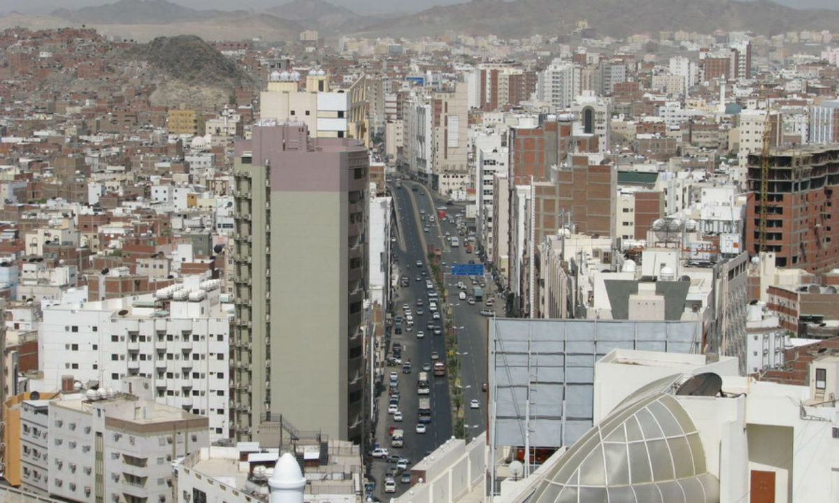 Mecca, Saudi Arabia. Photo: Wikimedia Commons