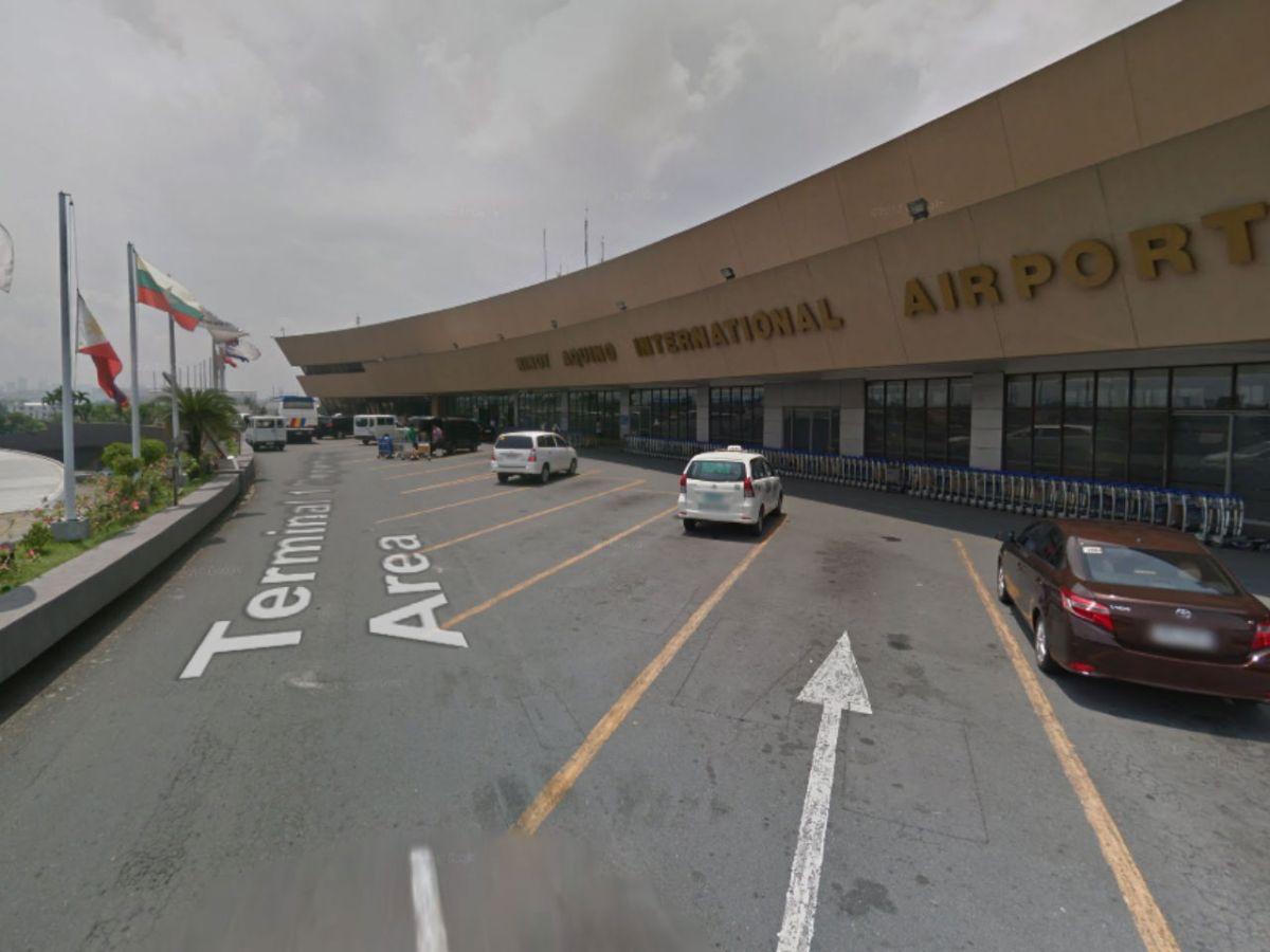 Ninoy Aquino International Airport Terminal 1 Departure Area. Photo: Google Maps