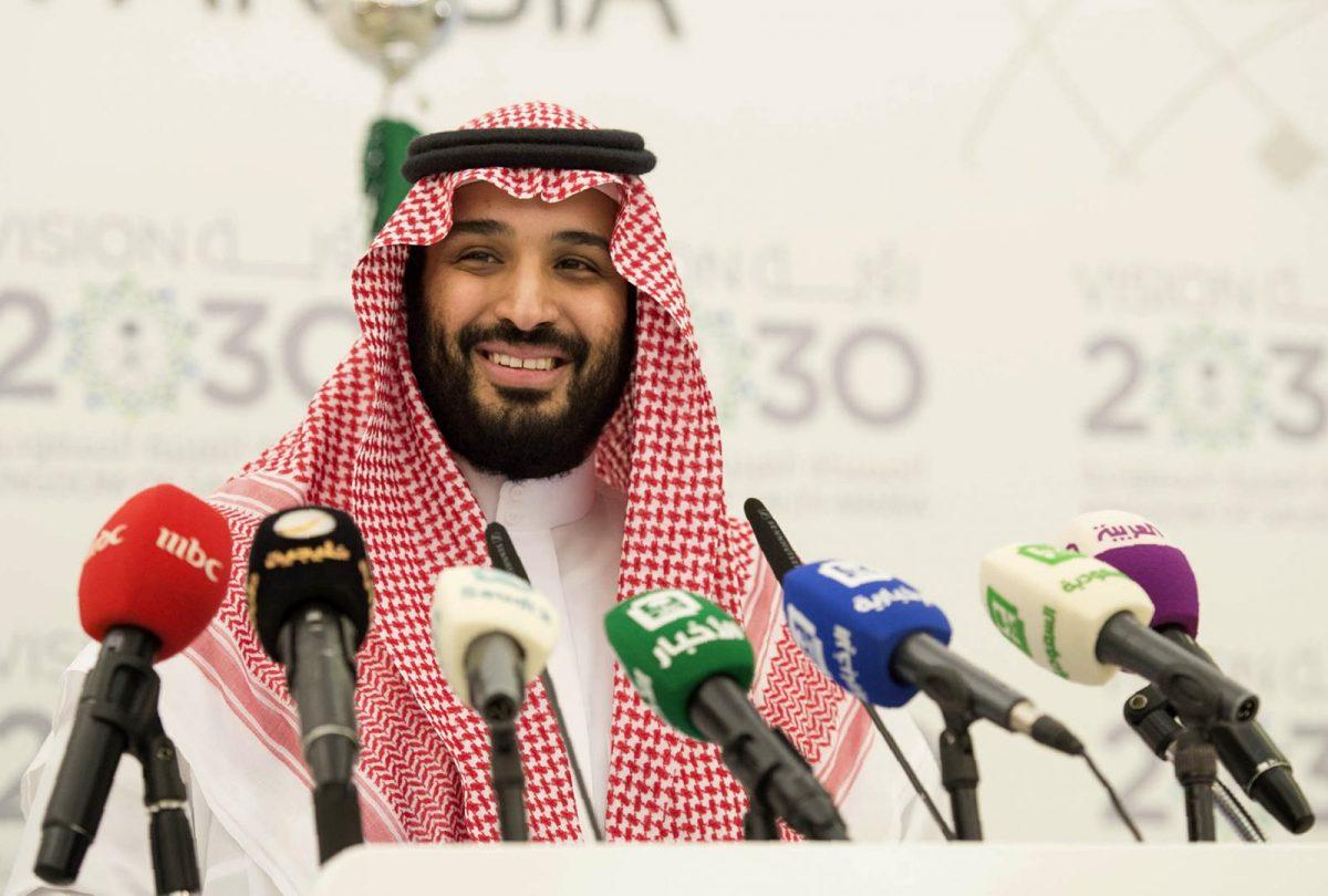 Mohammad Bin Salman. Photo: AFP