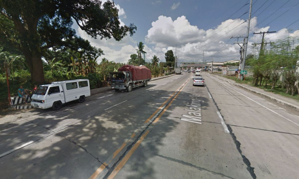 San Jose, Batangas in the Philippines. Photo: Google Maps