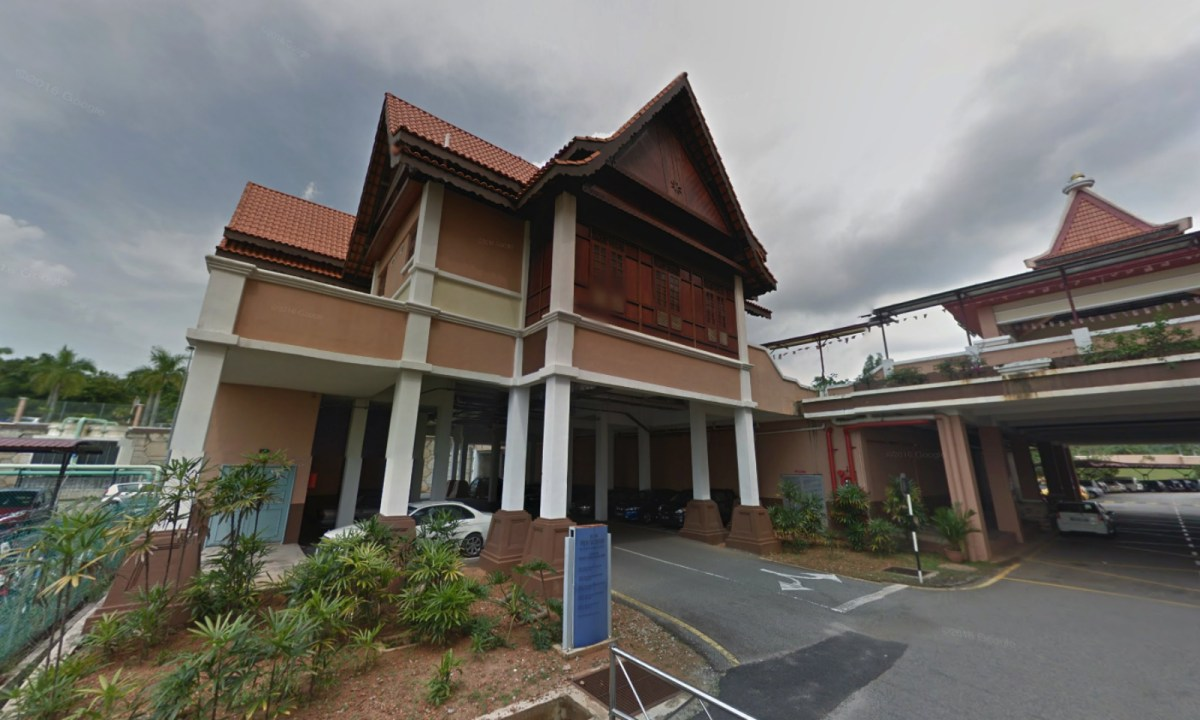 National Registration Department in Malacca, Malaysia. Photo: Google Maps