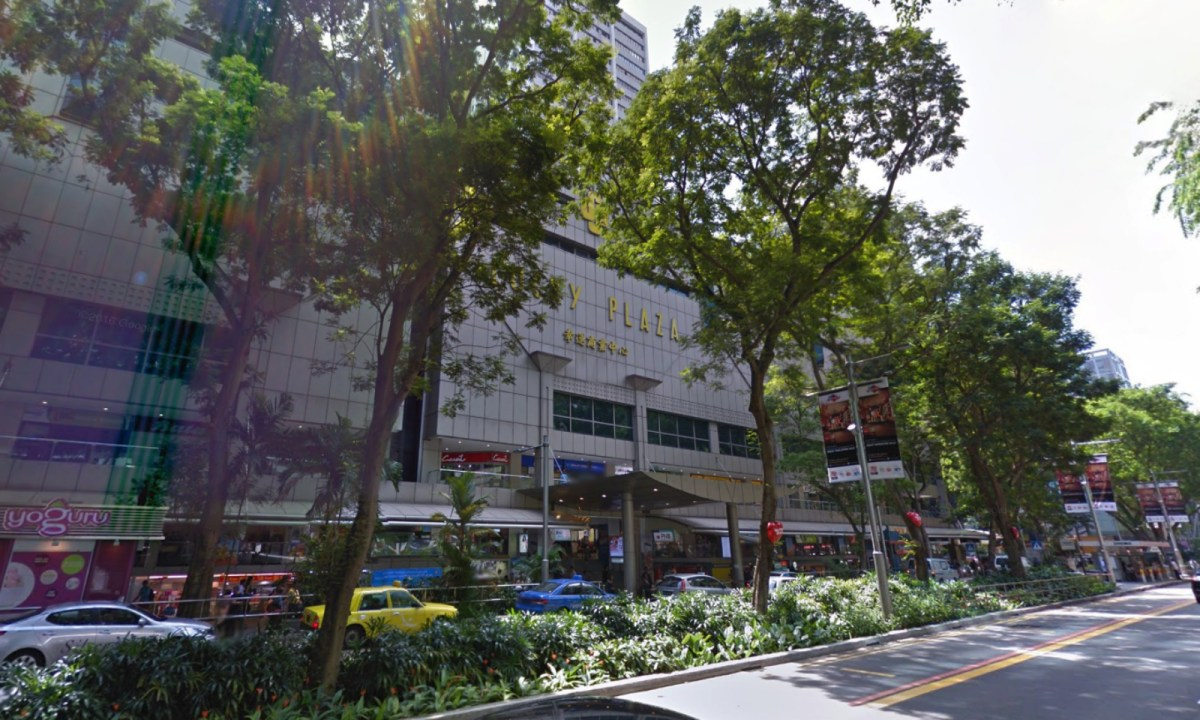 Orchard Road, Singapore. Photo: Google Maps