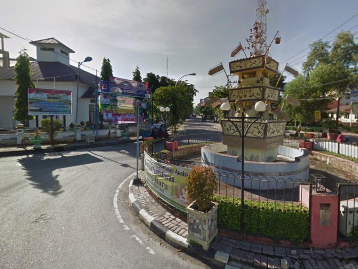 Tanjung Balai, North Sumatra. Photo: Google Maps.