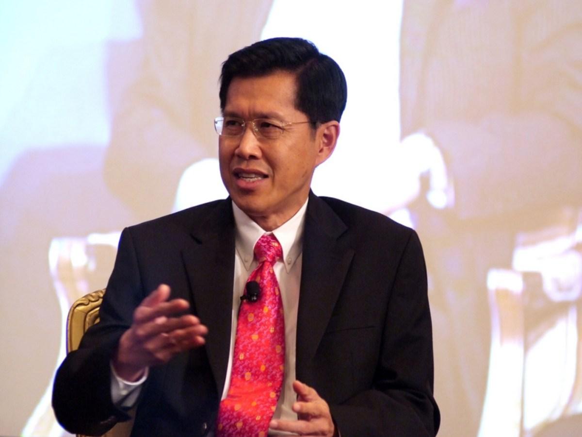 Peua Thai politician and former deputy premier Pongthep Kanchanathep in a file photo. Photo: Flickr
