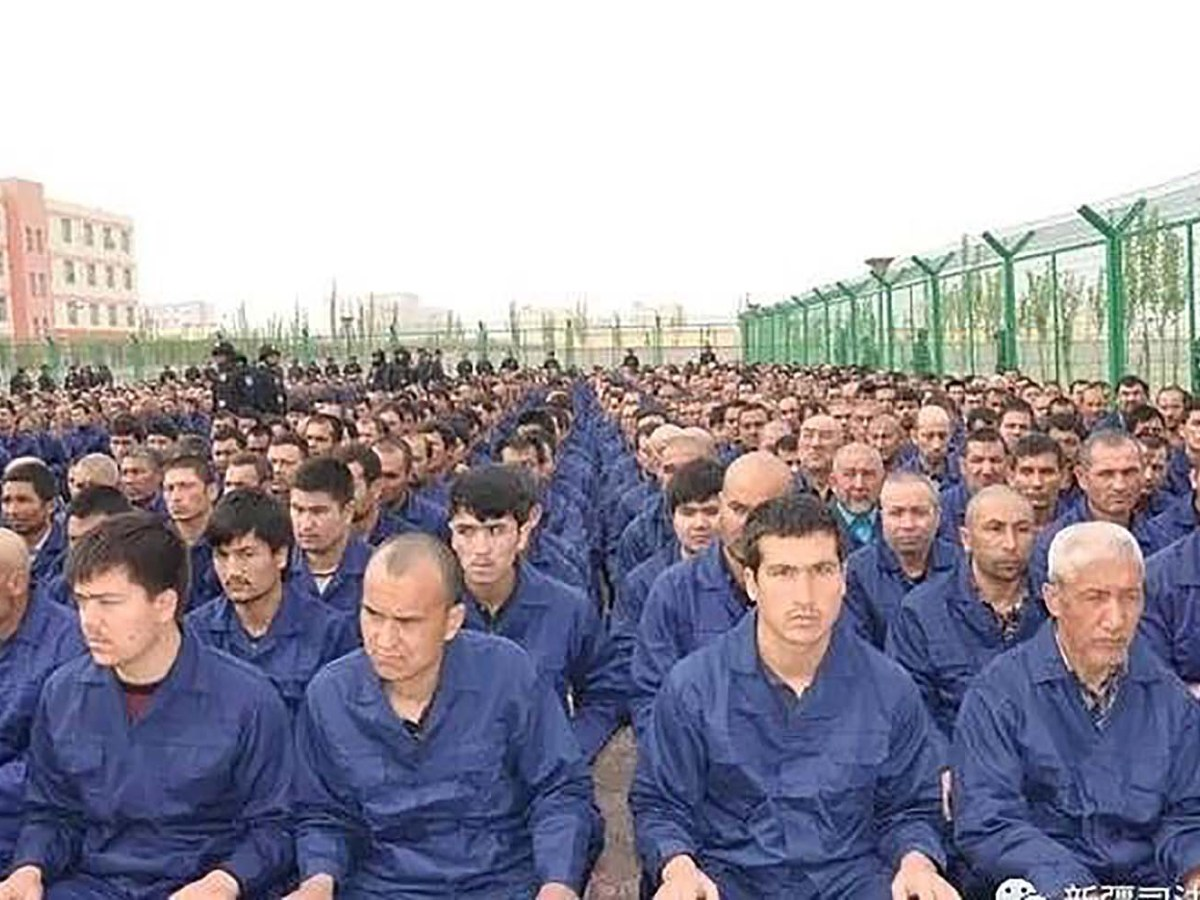 The United Nations has cited harrowing reports about Uighur detention centers in China. Photo: Twitter bit.ly/2PBPq1d