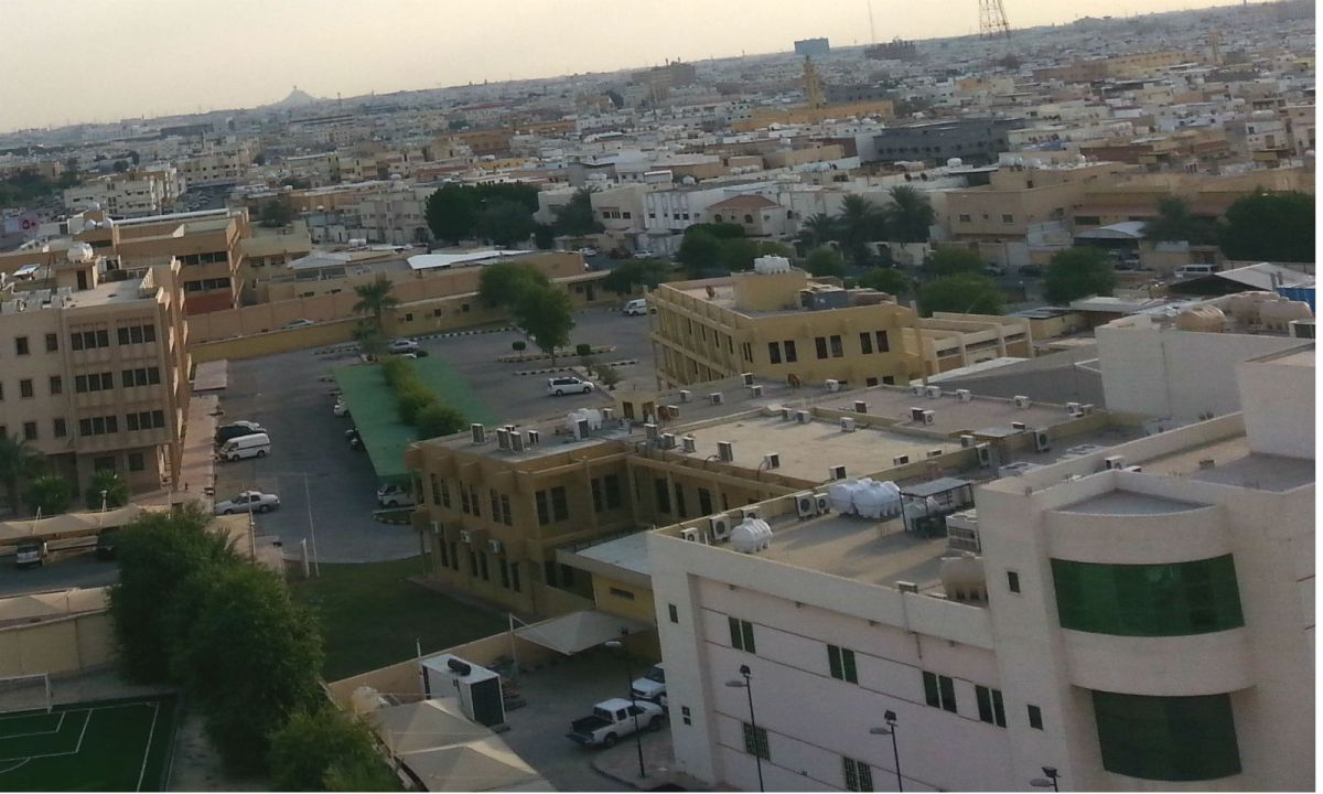Dammam, Saudi Arabia. Photo: Wikimedia Commons
