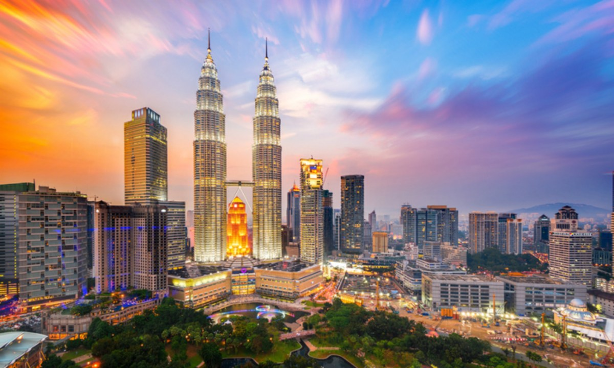 Kuala Lumpur, Malaysia. Photo by iStock.