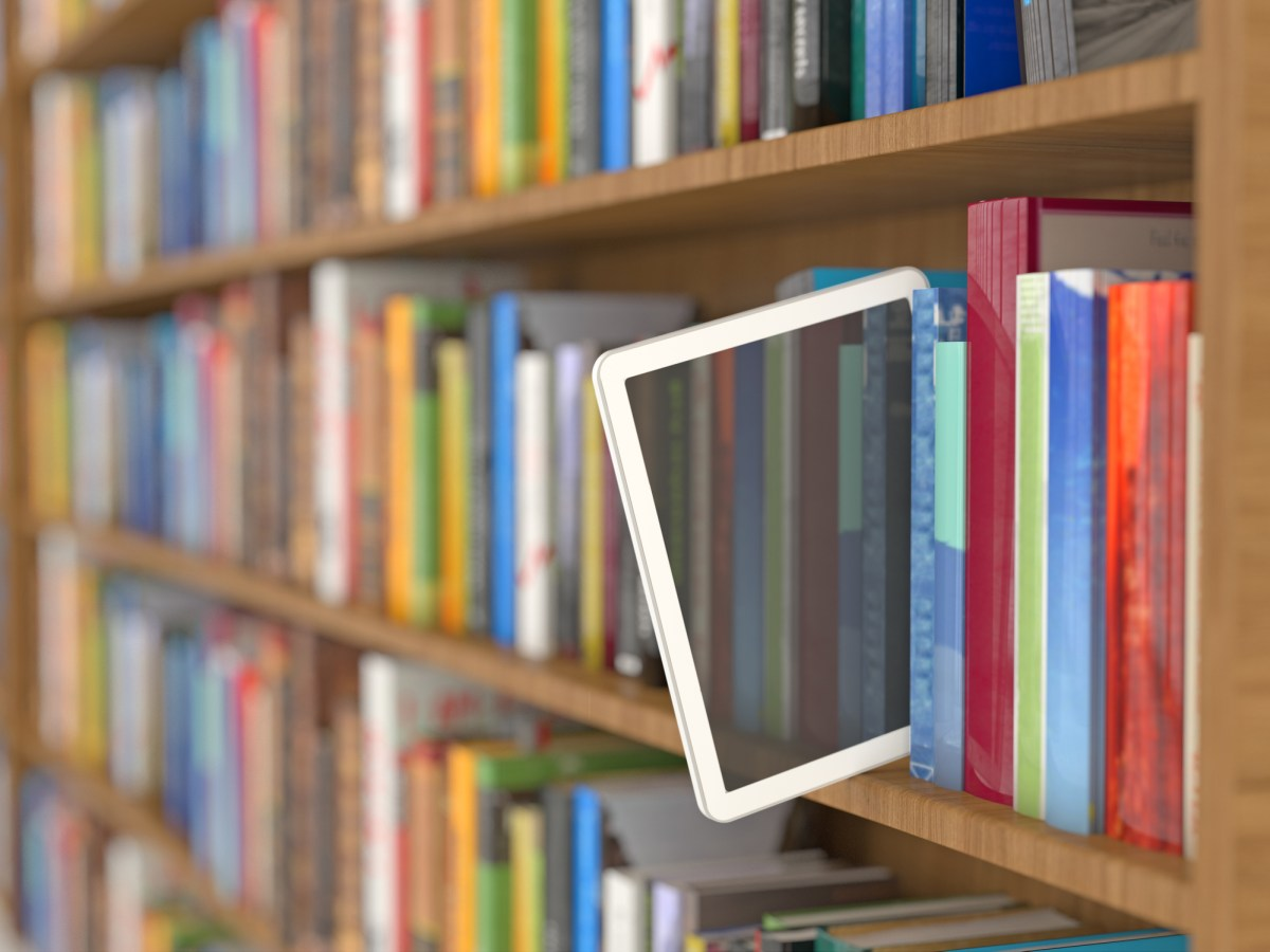 Online reading and internet literature. Photo: iStock