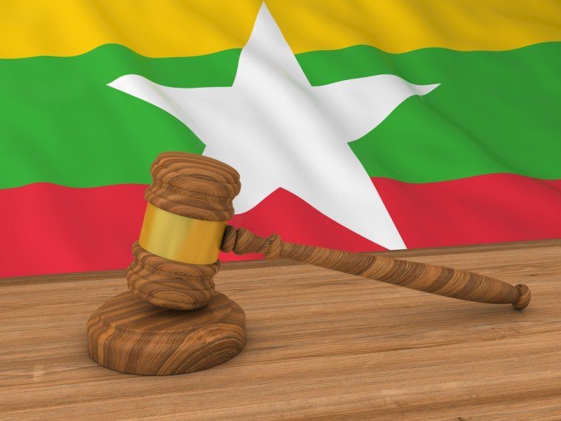 A United Nations created 'independent mechanism' will build case files for prosecution of perpetrators of crimes against humanity in Myanmar. Image: iStock/Getty Images