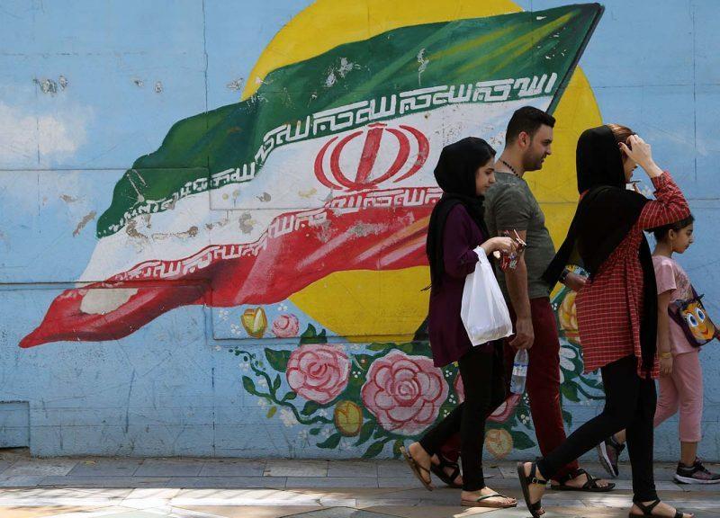儘管受到美國制裁威脅,德黑蘭居民的生活如常。相片:Anadolu Agency / Fatemeh Bahrami