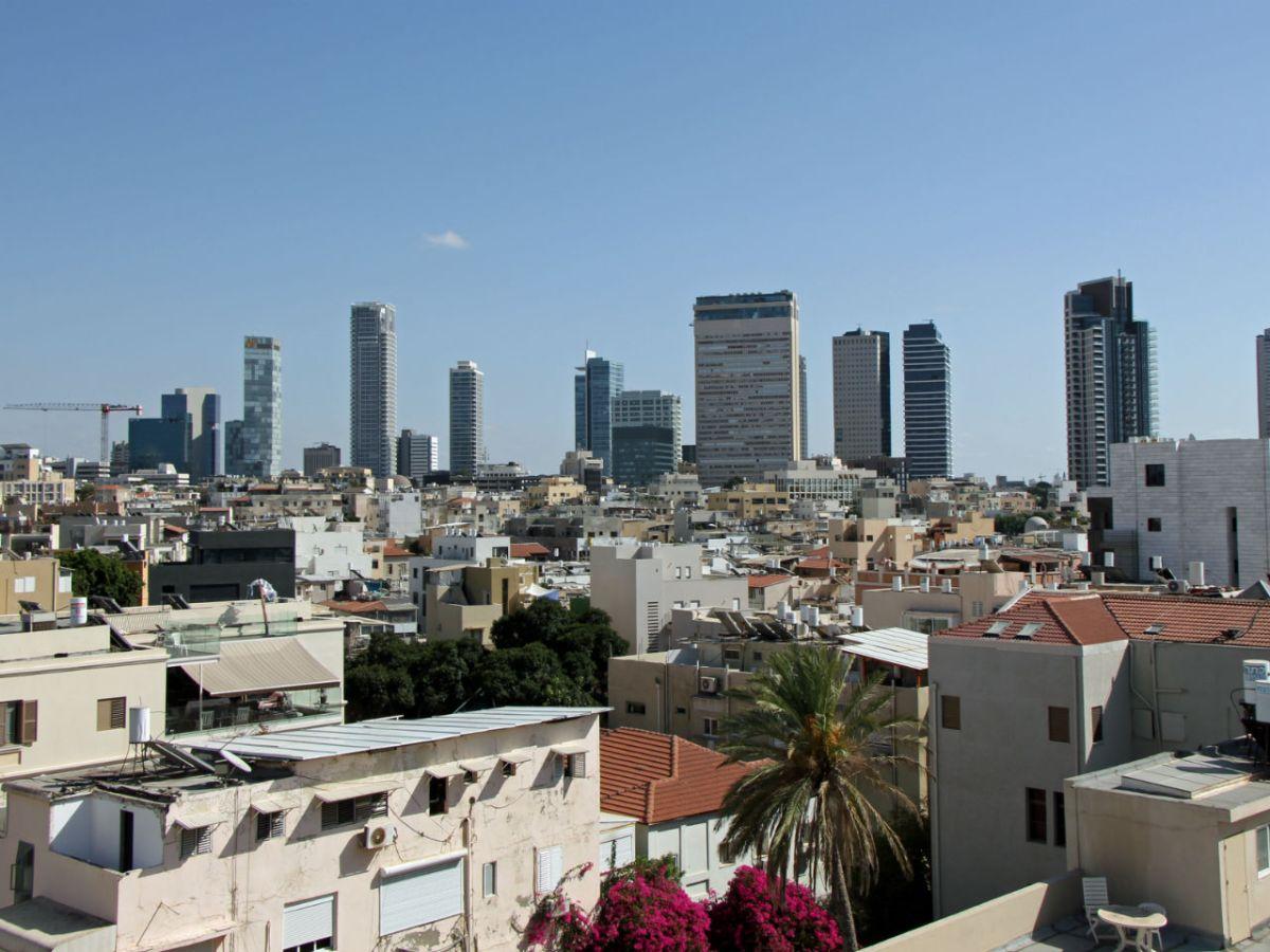 Tel Aviv, Israel. Photo: Wikimedia Commons