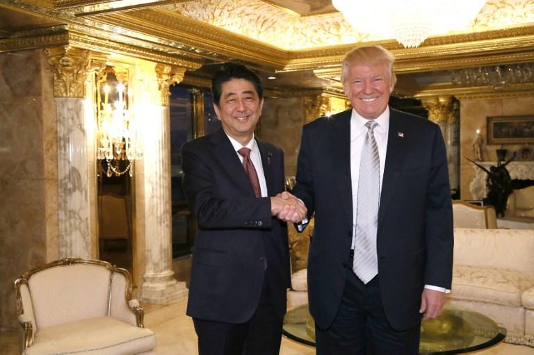 Photo: Yomiuri Shimbun via AFP