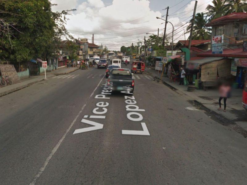 Infanta, Quezon, in the Philippines. Photo: Google Maps